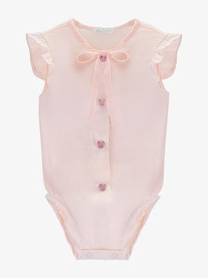 body butterfly - różowe