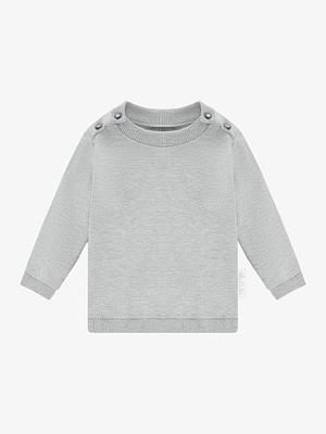 bluza basic wear - szara